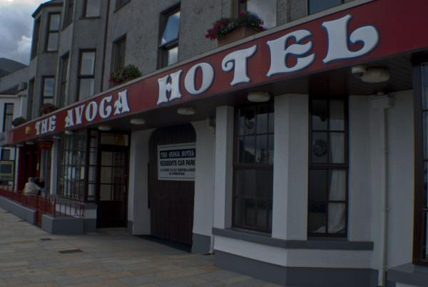 The Avoca Hotel Newcastle County Down